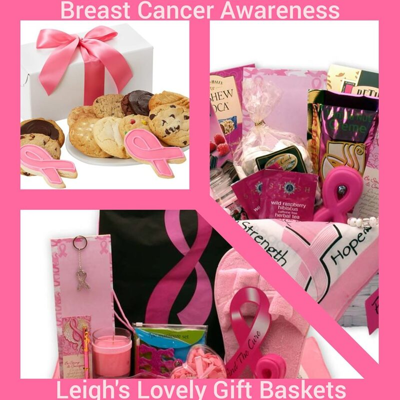 Photo Collage link to Pink Awareness/ Breast Cancer Awareness gifts category