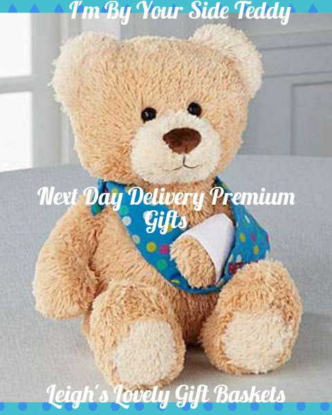 Send someone special  a  speedy recovery with this adorable 9 inch seated plush light brown bear with his arm in a sling.
