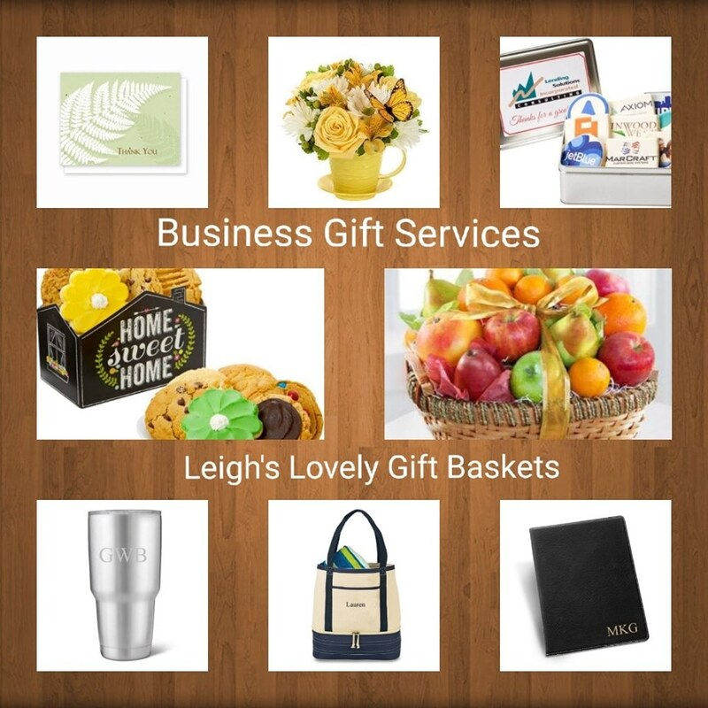 Leigh's Business Gift Services Page Link