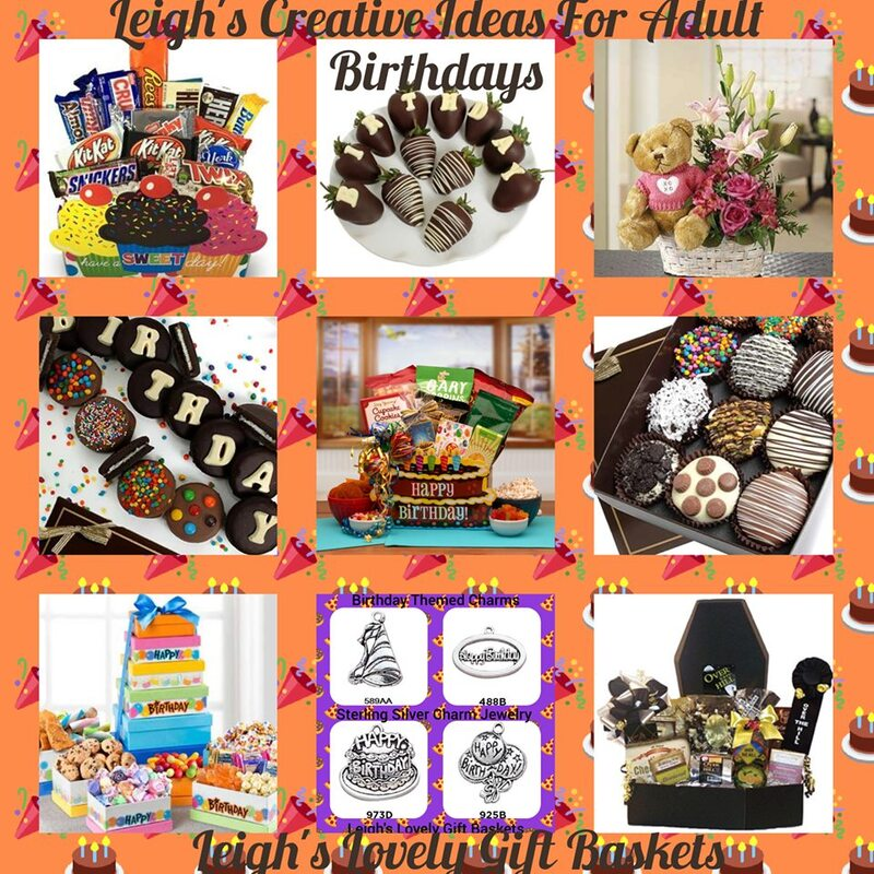 Leigh's Creative Ideas For Adult Birthdays page link