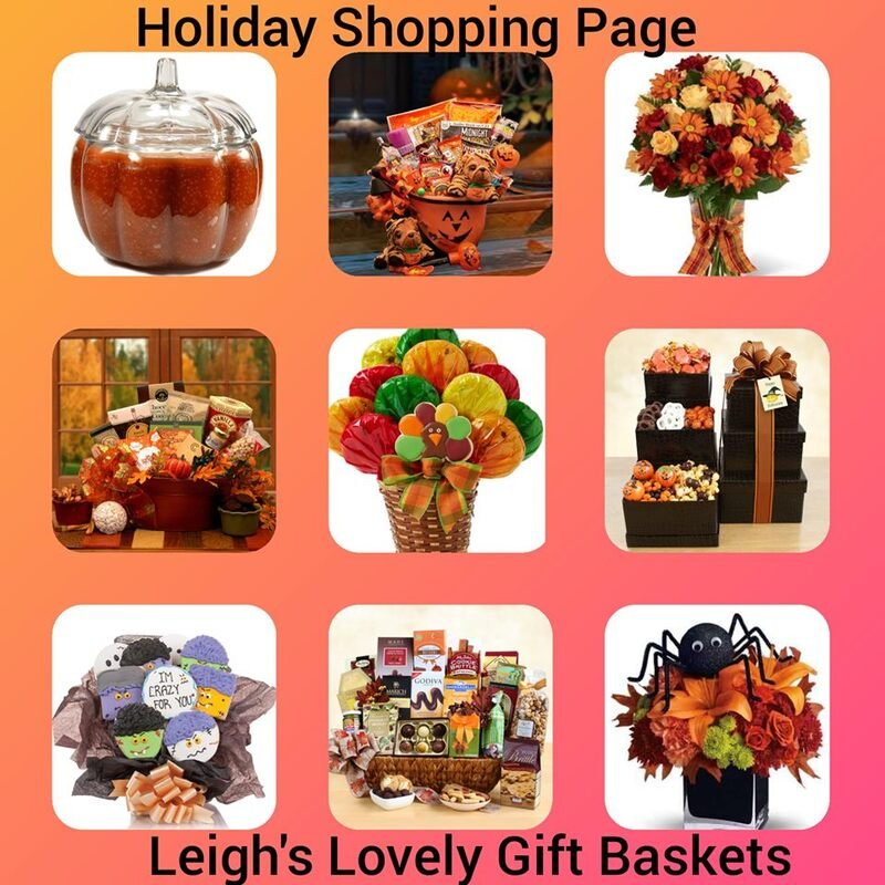Leigh's Holiday Shopping Page banner link