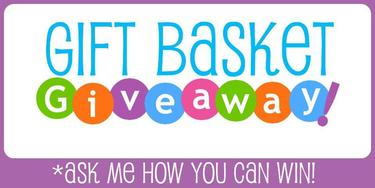 Leigh's La Bella Baskets Monthly Give-away Drawing Page Link