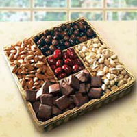Sweet and Savory Snack Tray  $59.99