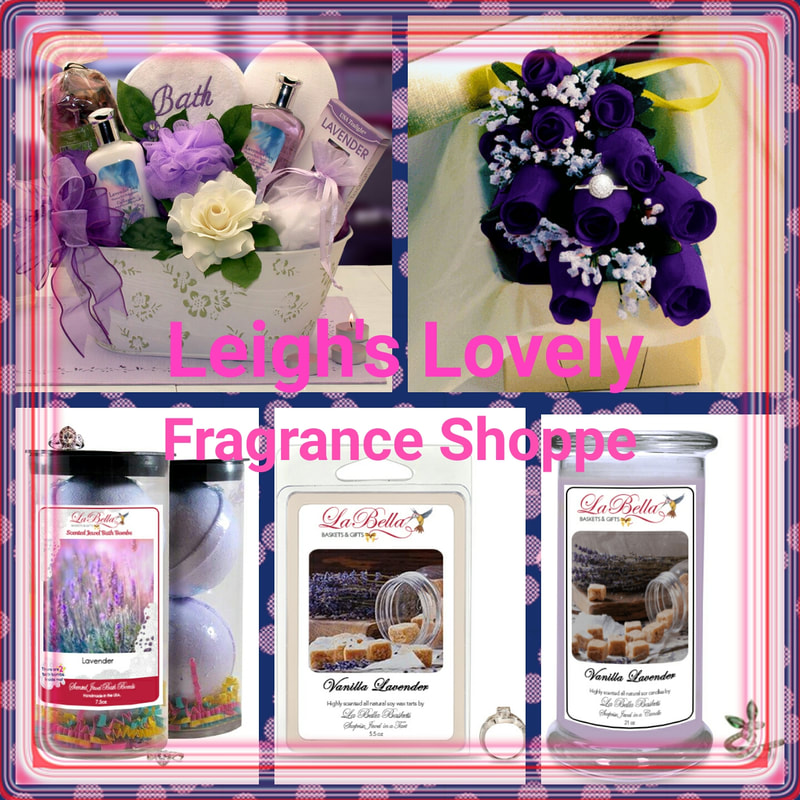 Leigh's Lovely Fragrance Shoppe Page Link