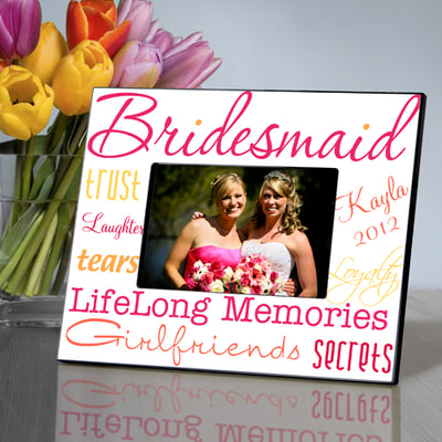 "Photo link to Leigh's shopping album,  "" Personalized Gifts: The Bride's Team"" on Facebook"