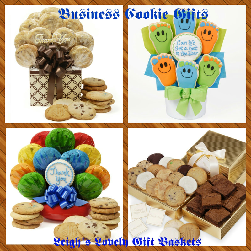 Business Cookie Gifts Photo Collage link to category.