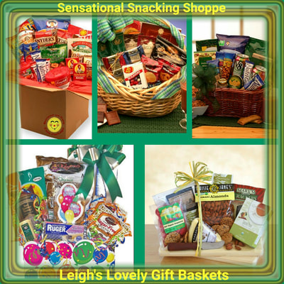 Leigh's Sensational Snacking Shoppe Page 1 link