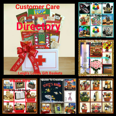 Leigh's Customer Care Directory Page Link