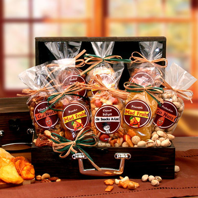 Premium Gourmet Fruit and Nuts  $96.99