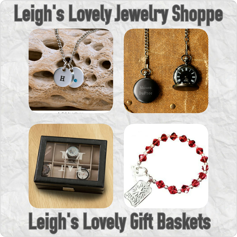 Leigh's Lovely Jewelry Shoppe Page