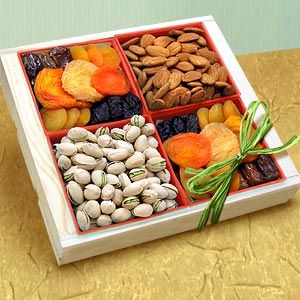 Sweet Harvest Fruit and Nuts $49.99